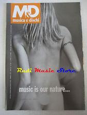 Rivista M&D MUSICA E DISCHI 628/2000 Luciano Pavarotti Francesco Guccini No cd