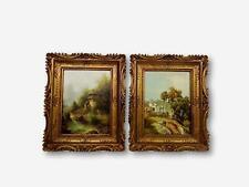 2 tableaux images paysages