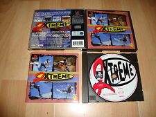 2EXTREME DE SONY INTERACTIVE PARA LA SONY  PLAY STATION 1 PS1 USADO COMPLETO