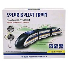 Solar Bullet Train Educational Learning Solar Kit Diy science learning toys