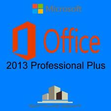Microsoft Office Professional Plus 2013 für 1PC Windows