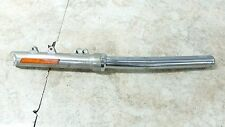 02 Harley Davidson VRSCA V-Rod VRod right side front fork tube shock