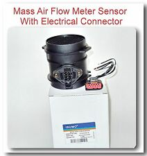 Mass Air Flow Meter W/ Connector Fits:Audi S4 2000 - 2002 V6 2.7L Turbocharged