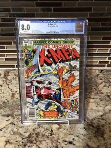 X-Men #121 CGC 8.0 White 1st Alpha Flight Sasquatch Northstar Lot
