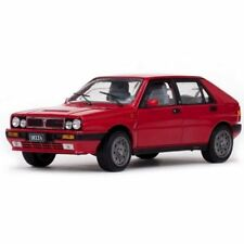SUN STAR 1:18 AUTO IN METALLO LANCIA DELTA  INTEGRALE RALLY 8V ROSSA   ART 3150