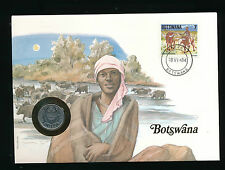 Numis-Brief 1984 aus Botswana   (B18)