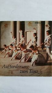 """LP """"Aufforderung zum Tanz"""", AMIGA, 1972"""