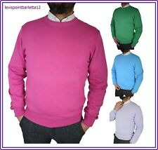 maglione maglioncino cardigan pullover da uomo in di cotone girocollo s m l xl