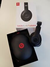 Beats by Dr. Dre Studio3 Wireless Headphones - Black