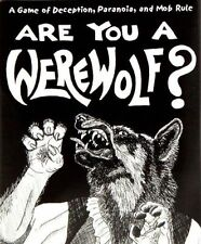 Looney Labs Are You a Werewolf Party Game