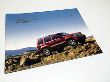 2008 Jeep Liberty Sport North Edition Limited Brochure - French