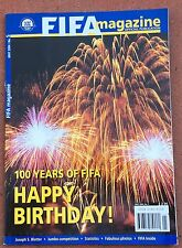 MAY 2004 FIFA MAGAZINE    SOCCER    FOOTBALL     FREE SHIPPING IN THE USA