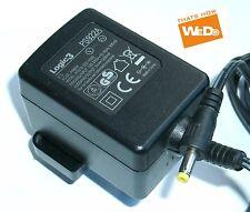 Logic 3 AC/DC Adaptador KSD10-050-1000 5V 1000mA PS922A enchufe de Reino Unido
