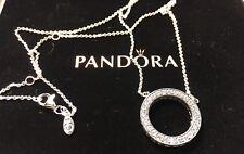 *Hearts Of Pandora* 590514CZ-45 Necklaces