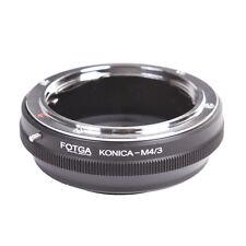 Fotga Konica AR Lens to Sony E-mount NEX3 NEX5 NEX5N NEX-VG10 NEX-C3 Adapter