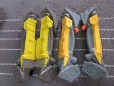 NERF Longshot CS-6 Blaster N-Strike * Bi Pod legs Complete w Screws & Washer Lot