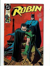 Lot of 5 Robin DC Comic Books #1 2 3 5 (2) Batman CB3