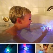 1PC Baby LED Light Floating Bathtub Waterproof Toys Color Change Gift Random