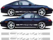 Porsche 911 996 997 Carrera Decal Set All Colors Available
