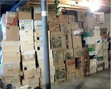 MLB Baseball cards 1000 cards 1980's thru 2000's Storage unit find
