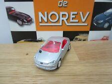 véhicule miniature NOREV peugeot 206 CC 1:65