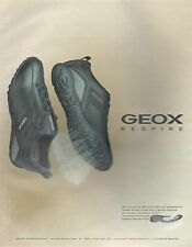 ▬► PUBLICITE ADVERTISING AD GEOX Respire Chaussure 2002