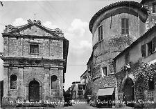 Acquasparta :Chiesa della Madonna del Giglio (1606)- Porta Vecchia* Viag.ta 1971