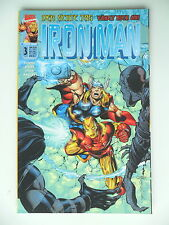 1x Marvel Comic: Ironman - Band 3 | sehr gut