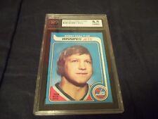 1979-80 OPC O-Pee-Chee #185 Bobby Hull Winnipeg Jets - KSA 8.5 NMM+