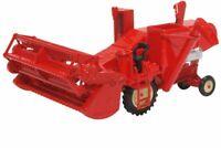 Farm Combine Harvester Diecast Model 1:76 Scale OO Gauge - Oxford Automobile NEW