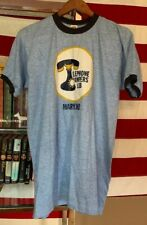 vintage Elephone Ampers Lub Md. Tri-Blend Russell Ringer 12% Rayon T Shirt.