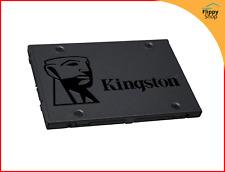 "Disque Dur Externe Interne SSD 120GO KINGSTON A400 2.5"" SATA 3 USB PC Portable"