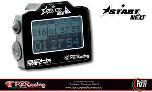 PZ Racing Start Next 50 Hz GPS laptimer chronometer. Race, Rally, Drift, Circuit