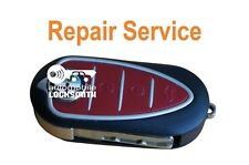 Repair Service For Alfa Romeo Mito Giulietta GTO 159 3 button remote key fob