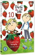 Charlie & Lola  - I Can't Stop Hiccuping   [DVD] **Brand New**