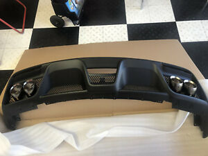 2015 - 2021 Ford Mustang GT 350 or 500 OEM rear bumper cover defuser extention
