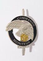 Brevet COMMANDO MONITEUR CNEC C.N.E.C Centre National d'Entrainement Commando