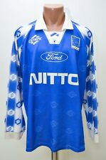 GENK BELGIUM 1995/1996 HOME FOOTBALL SHIRT JERSEY OLYMPIC XXL ADULT LONG SLEEVE