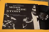 BARRY ADAMSON'S LP MOSS SIDE STORY ORIG UK 1989 MUTE RECORDS