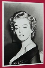 CPA CINEMA CARTE POSTALE MARILYN MONROE POSTCARD SANTORO BW1532