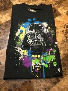 NWT Men's Marc Ecko Star Wars I'm Your Father Boba T-shirt Tee Choose Size Black