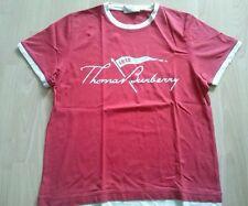 *Camiseta Chico THOMAS BURBERRY  - Talla L- 100%  Algodón