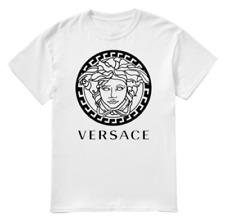 Versace Logo Classic T Shirt Cotton Funny, Vintage, Gift For Men Women