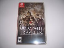 Original Box Case Replacement Nintendo Switch Octopath Traveler