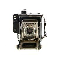 Vintage Graflex Speed Graphic 2x3 Field Camera With 101mm F/4.5 Ektar Lens - AI