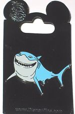 Retired Disney Pin✿Nemo and Friends Shark Bruce Recovering Addict ;) Classic New