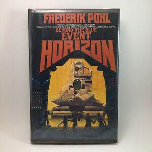 Beyond The Blue Event Horizon Frederik Pohl Rare BCE Hardback Book Rare Vtg 1980