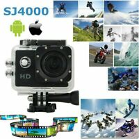 Water Proof Camcorder Cam GoPro Sports Action Camera DVR Full HD 1080P SJ4000