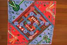 Authentic Hermes Silk Scarf - 90 cmNEW WITH TAG