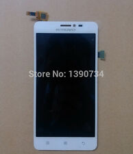 LCD Display Touch Screen Digitizer Assembly For Lenovo S850 - White Colour